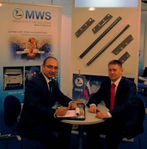 Деловое соглашение с MWS