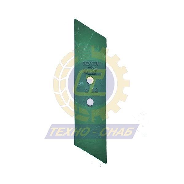 Долото утолщённое (15 мм) CK000004V - Запасные части для почвообрабатывающей техники (Применяются на плугах Kverneland (ППО 8-40 (45), ПНП-8-40 (ПЛН-8), AGRO-MASZ PO))
