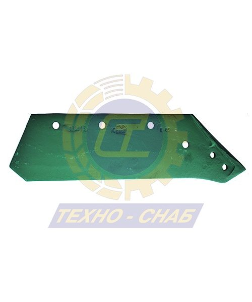 """Лемех 16"""" CK000038 - Запасные части для почвообрабатывающей техники (Применяются на плугах Kverneland (ППО 8-40 (45), ПНП-8-40 (ПЛН-8), AGRO-MASZ PO))"""