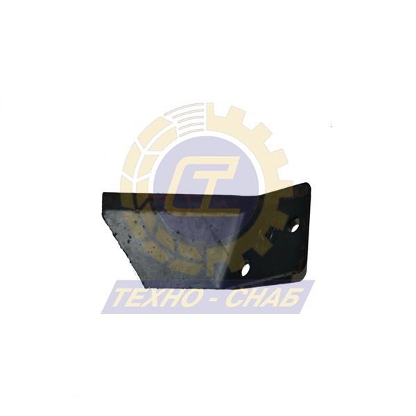 Сегмент фрезы (91х40х3 мм) 30-0090-27-01-7 - Запасные части для кормоуборочной техники (Ножи на миксеры, кормосмесители)