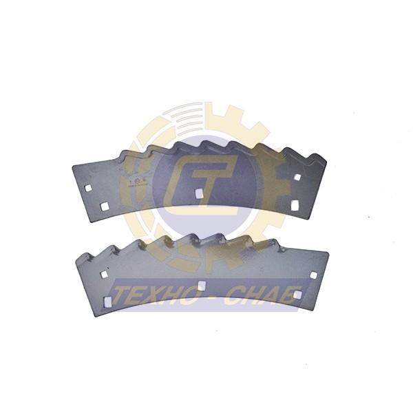 Нож (10 шт к-т) 30-0370-82-01-2 - Запасные части для кормоуборочной техники (Ножи на кукурузные жатки)