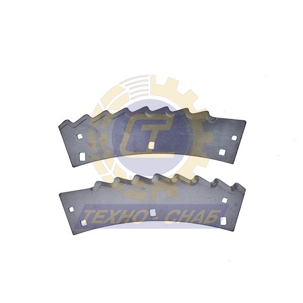 Нож (5 шт к-т) 30-0370-83-01-2 - Запасные части для кормоуборочной техники (Ножи на кукурузные жатки)