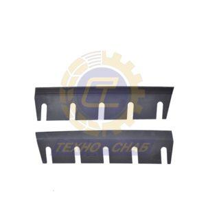 Нож барабана унив. Трав. 30-0410-45-01-2 - Запасные части для зерноуборочной техники (Ножи на кормоуборочные комбайны)