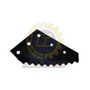 Нож кормосмесителя 30-0410-73-01-2 - Запасные части для кормоуборочной техники (Ножи на миксеры, кормосмесители)