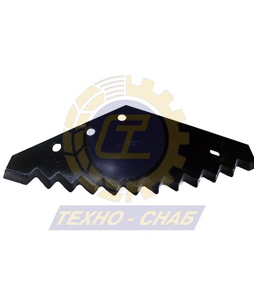 Нож кормосмесителя 30-0550-65-01-2 - Запасные части для кормоуборочной техники (Ножи на миксеры, кормосмесители)