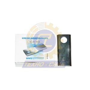 Нож дисковой косилки 60-0112-35-01-7 - Запасные части для кормоуборочной техники (Ножи на дисковые косилки)