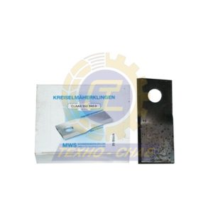 Нож дисковой косилки 60-0115-31-01-7 - Запасные части для кормоуборочной техники (Ножи на дисковые косилки)