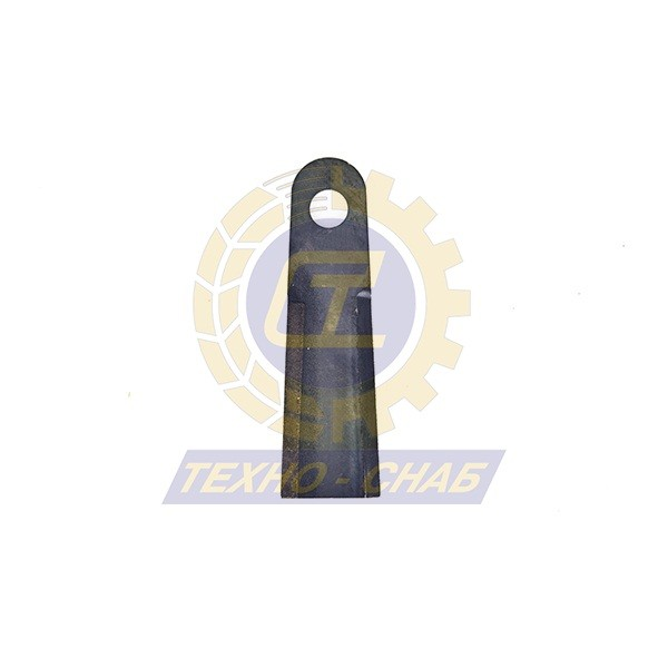 Нож измельчителя с покрытием (232x70x6 мм) Ø25
