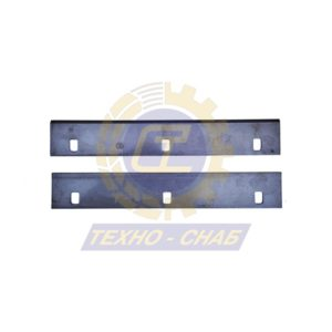 Нож измельчителя (175x40x3 мм) 60-0400-01-01-2 - Запасные части для зерноуборочной техники (Ножи, пальцы и сегменты для зерноуборочных комбайнов)