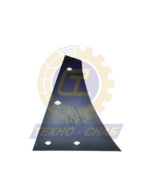 Грудь отвала CK300046 - Запасные части для почвообрабатывающей техники (Применяются на плугах KUHN)