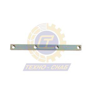 Планка резьбовая 70-0330-01-01-1 - Запасные части для зерноуборочной техники (Ножи на кормоуборочные комбайны)