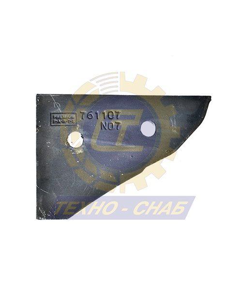 Клин полевой доски CK300079 - Запасные части для почвообрабатывающей техники (Применяются на плугах KUHN)