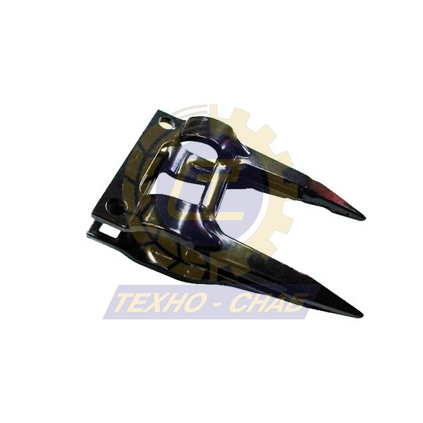 Палец 80-4-0614 - Запасные части для зерноуборочной техники (Ножи, пальцы и сегменты для зерноуборочных комбайнов)