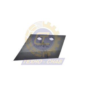 Лемех предплужника (12 мм) CG100003 - Запасные части для почвообрабатывающей техники (Применяются на плугах Gregoire Besson)