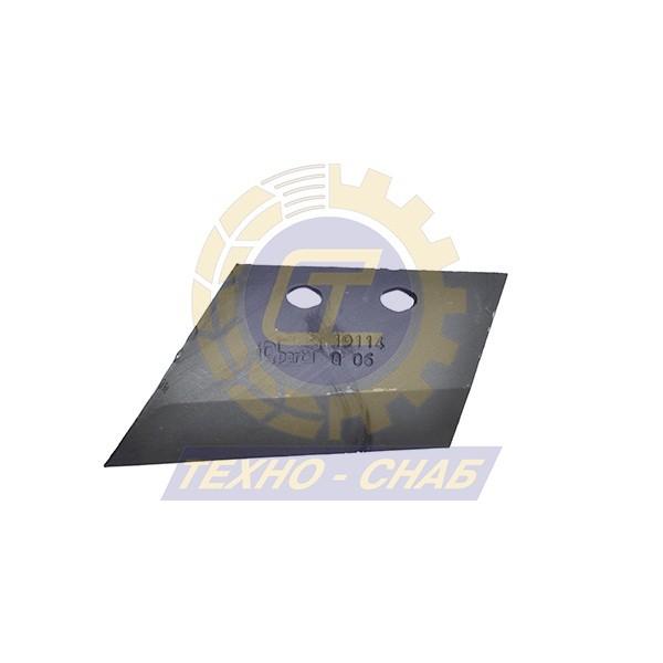 Лемех предплужника (12 мм)