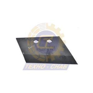 Лемех предплужника (12 мм) CG100004 - Запасные части для почвообрабатывающей техники (Применяются на плугах Gregoire Besson)