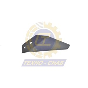 Нож лемеха CG100065 - Запасные части для почвообрабатывающей техники (Применяются на плугах Gregoire Besson)