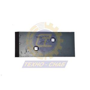 Накладка полевой доски (120x12 мм) CG100072 - Запасные части для почвообрабатывающей техники (Применяются на плугах Gregoire Besson)