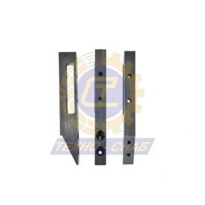 Лемех под долото не оборотный CG100110 - Запасные части для почвообрабатывающей техники (Применяются на глубокорыхлителях Gregoire Besson)