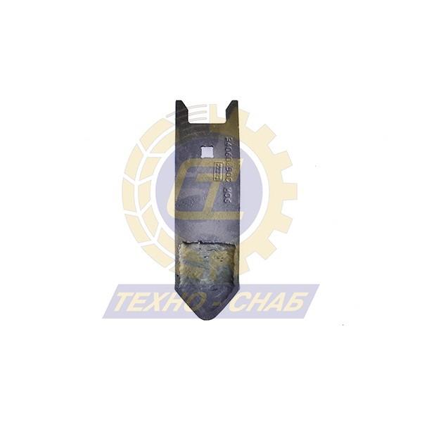 Долото (80х20 мм) с наплавкой