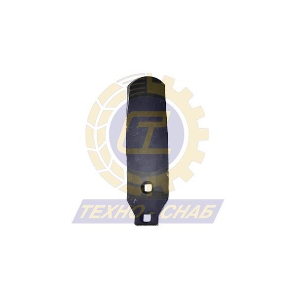 Направляющая пластина (80х282 мм) CH000019 - Запасные части для почвообрабатывающей техники (Применяются на культиваторах Horsch)