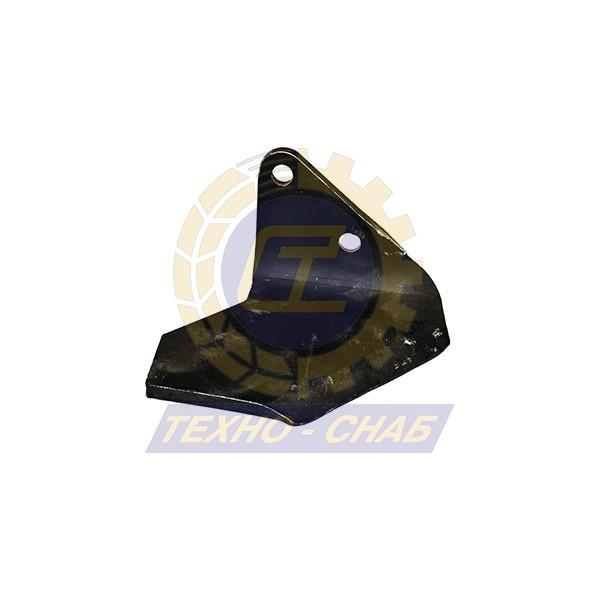 Крыло короткое (115 мм) CH000023 - Запасные части для почвообрабатывающей техники (Применяются на культиваторах Horsch)