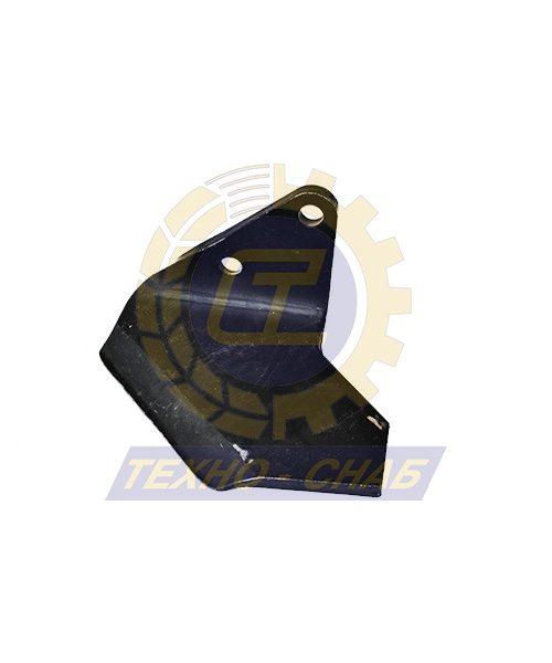 Крыло короткое (115 мм) CH000024 - Запасные части для почвообрабатывающей техники (Применяются на культиваторах Horsch)