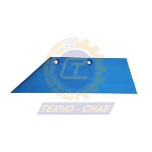 Лемех на 2 отв. CL100077 - Запасные части для почвообрабатывающей техники (Применяются на плугах Lemken)