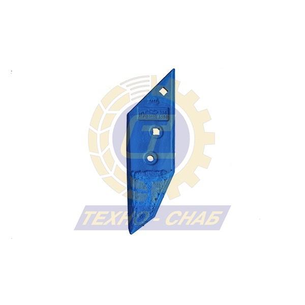 Долото с наплавкой CL100079H - Запасные части для почвообрабатывающей техники (Применяются на плугах Lemken)