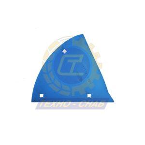 Грудь отвала CL100085 - Запасные части для почвообрабатывающей техники (Применяются на плугах Lemken)