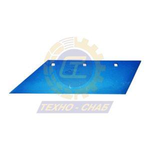 Лемех на 3 отв. CL100097 - Запасные части для почвообрабатывающей техники (Применяются на плугах Lemken)