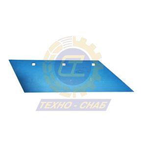 Лемех на 3 отв. CL100098 - Запасные части для почвообрабатывающей техники (Применяются на плугах Lemken)
