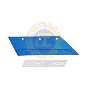 Лемех на 3 отв. с наплавкой CL100098H - Запасные части для почвообрабатывающей техники (Применяются на плугах Lemken)