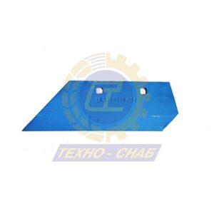 Лемех предплужника CL100100 - Запасные части для почвообрабатывающей техники (Применяются на плугах Lemken)