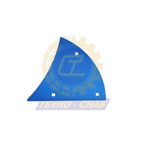 Грудь отвала CL100102 - Запасные части для почвообрабатывающей техники (Применяются на плугах Lemken)