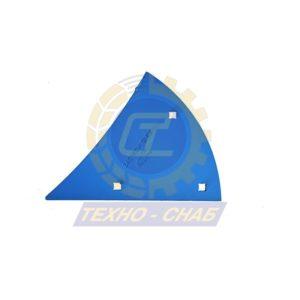 Грудь отвала CL100111 - Запасные части для почвообрабатывающей техники (Применяются на плугах Lemken)