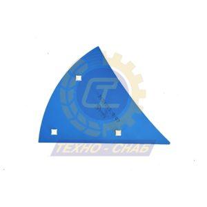 Грудь отвала CL100112 - Запасные части для почвообрабатывающей техники (Применяются на плугах Lemken)