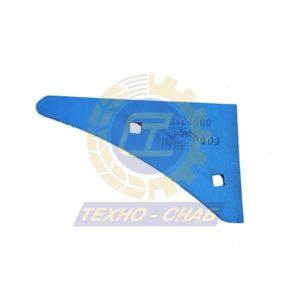 Клин полевой доски CL100126 - Запасные части для почвообрабатывающей техники (Применяются на плугах Lemken)