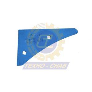 Клин полевой доски CL100127 - Запасные части для почвообрабатывающей техники (Применяются на плугах Lemken)