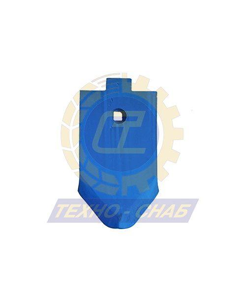 Долото S12D (120x10 мм) CL100131 - Запасные части для почвообрабатывающей техники (Применяются на культиваторах Smaragd (КНК, КСУ (Грязинский), Karat, Kristall, Kompaktor))