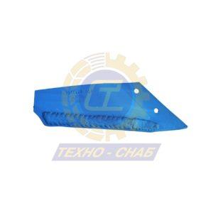 Крыло с наплавкой CL100139H - Запасные части для почвообрабатывающей техники (Применяются на культиваторах Smaragd (КНК, КСУ (Грязинский), Karat, Kristall, Kompaktor))