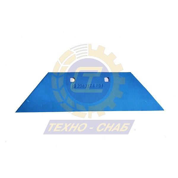 Лемех предплужника CL100151 - Запасные части для почвообрабатывающей техники (Применяются на плугах Lemken)