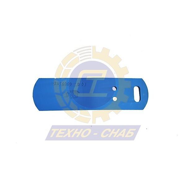 Пластина CL100156 - Запасные части для почвообрабатывающей техники (Применяются на плугах Lemken)