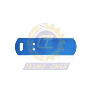 Пластина CL100157 - Запасные части для почвообрабатывающей техники (Применяются на плугах Lemken)