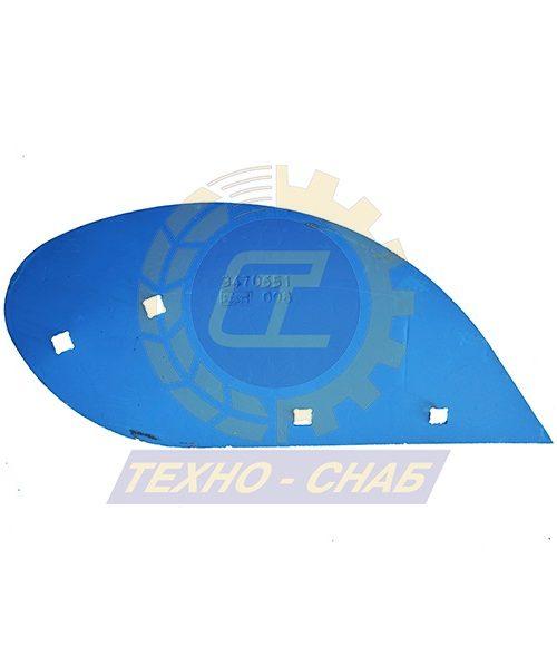 Отвал предплужника CL100186 - Запасные части для почвообрабатывающей техники (Применяются на плугах Lemken)