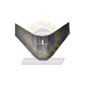 Лемех Крыльчатый (480 мм) CV008005P - Запасные части для почвообрабатывающей техники (Применяются на культиваторах Vogel & Noot Terramix (КСТ-3,8, Кноха, Кит-7,25, Кит-9))
