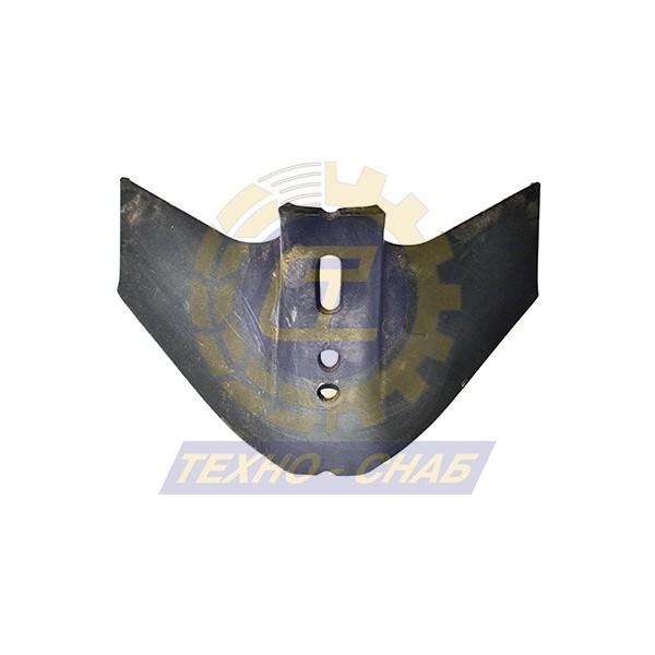 Лемех Крыльчатый (330 мм) CV008007P - Запасные части для почвообрабатывающей техники (Применяются на культиваторах Vogel & Noot Terramix (КСТ-3,8, Кноха, Кит-7,25, Кит-9))