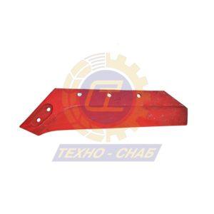 Лемех UNM40 РК401301AP - Запасные части для почвообрабатывающей техники (Применяются на плугах Vogel & Noot)