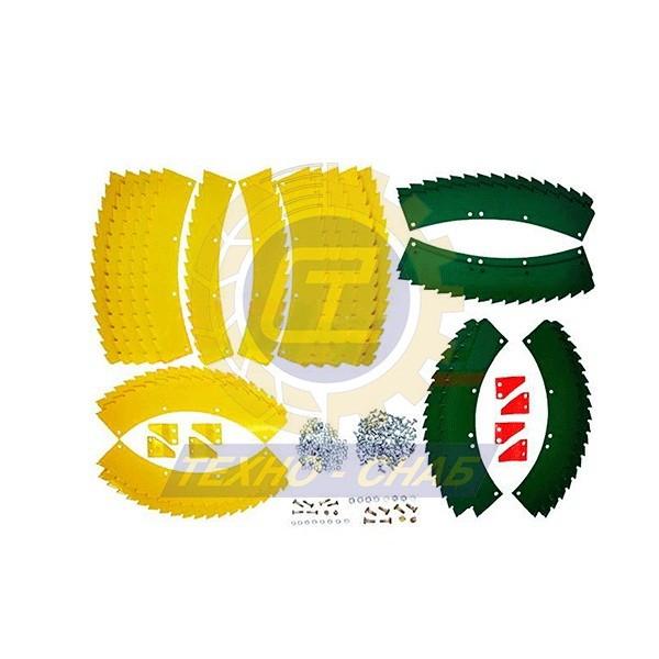 комплект ножей кукурузной жатки