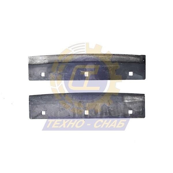 Лопатки на ускоритель S70-0340-04-001 - Запасные части для зерноуборочной техники (Ножи на кормоуборочные комбайны)